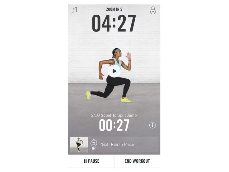 The It Girl: Best free simple fitness apps