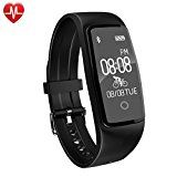 Activity Tracker,YAMAY Heart Rate Monitor Fitness Tracker Waterproof Smart Bracelet Pedometer Wristband Fitness Watch Sleep Monitor Step Counter for Walking/Running/Cycling Compatible with iOS and android Phone[Upgraded Version] - https://www.trolleytrends.com/?p=687815