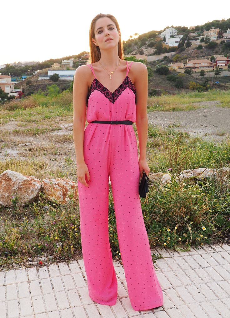 Wedding look jumpsuit by Ana Vera from www.avrsthings.com