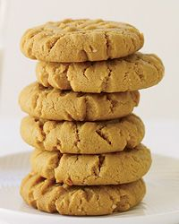 Crunchy Peanut Butter Cookies Recipe on Food & Wine