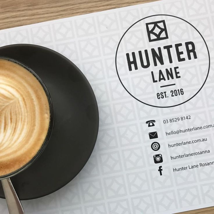Open Queen's Birthday, Mon 12 June 2017 - 8am - 3pm Hunter Lane Cafe in Rosanna is nestled conveniently near the railway station and is perfect for that quick bite or coffee on the run, or even a lazy weekend