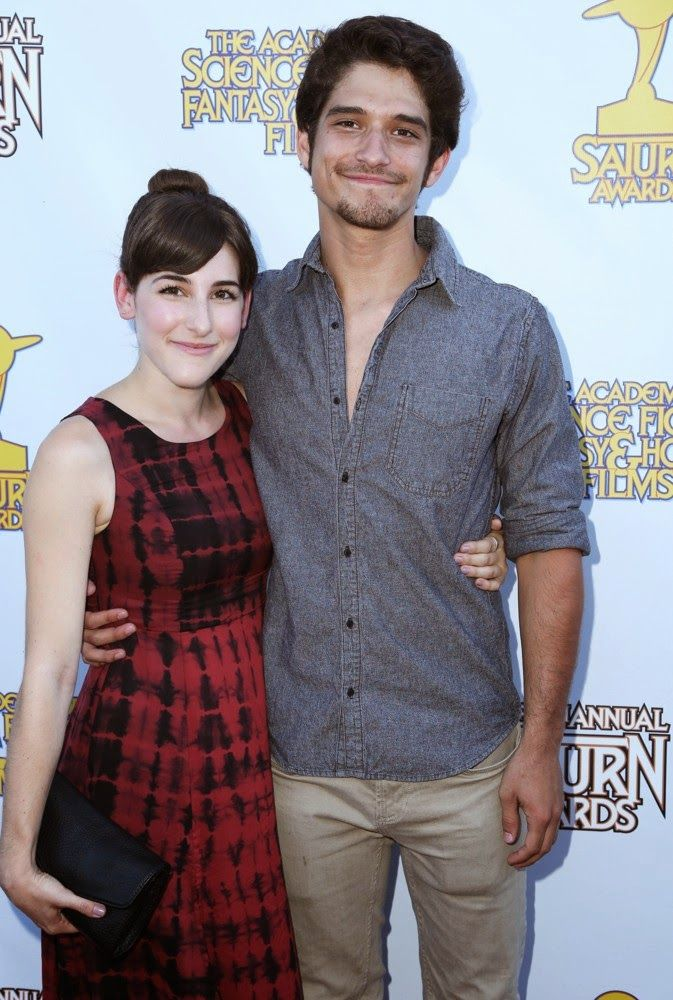 """Chatter Busy: Tyler Posey Of """"Teen Wolf"""" And Seana Gorlick Split"""