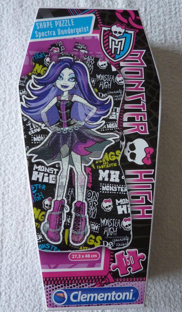 Monster High Spectra Vondergeist Puzzle 150 pièces Clementoni neuf