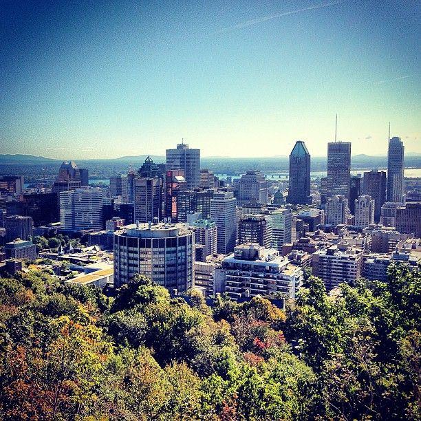 Parc du Mont-Royal in Montreal, QC