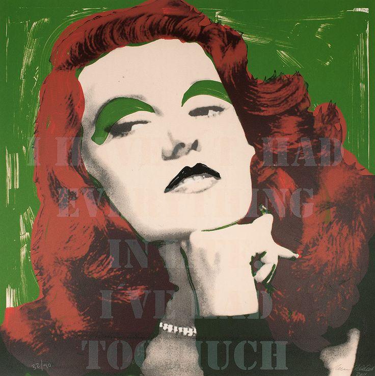 Unni Askeland - BIG BIG BIG | Rita Hayworth