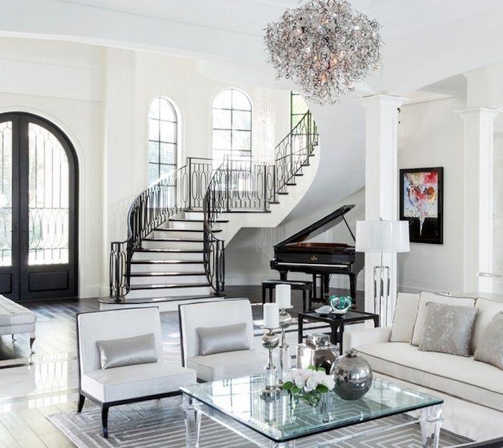Phenomenal Choose Your Black White Living Room Decor Black Spiritservingveterans Wood Chair Design Ideas Spiritservingveteransorg