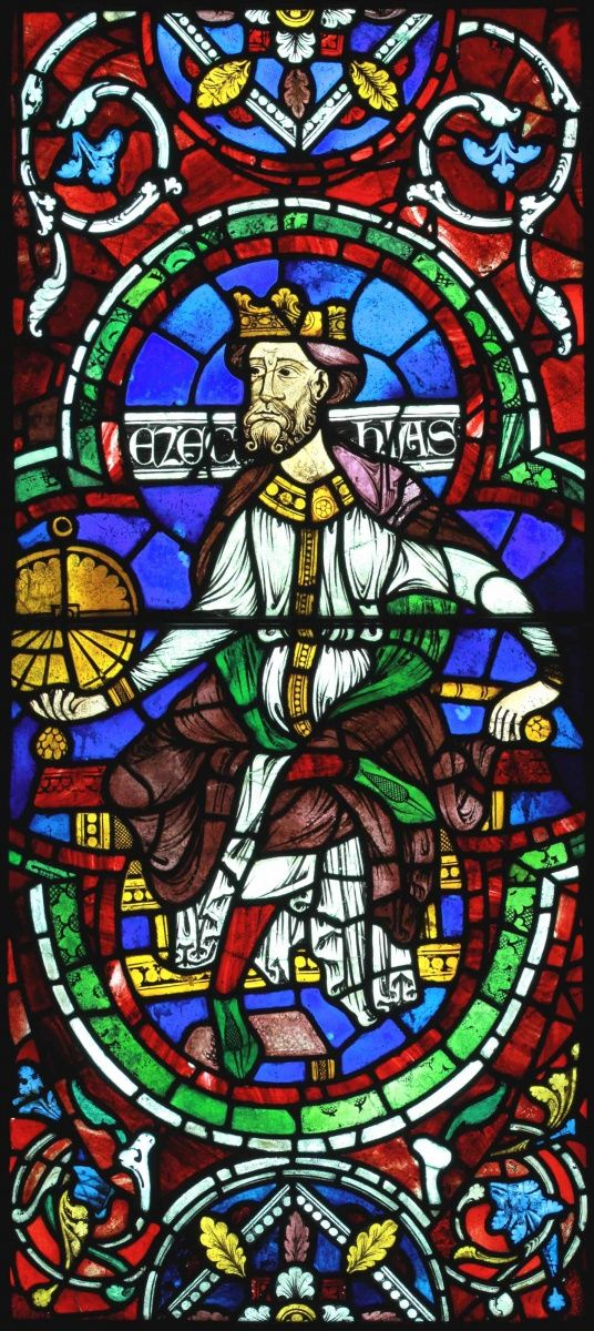 In pictures: medieval stained glass | History Extra