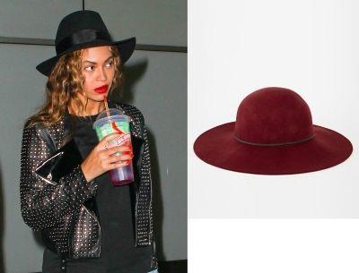 Τα καπέλα fedora, αγαπημένο αξεσουάρ της Beyonce και πως θα αναβαθμίσουν το στυλ σου