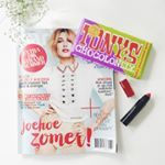 favorite things: magazines, chocolate and red lipstick! www.lamemechose.nl
