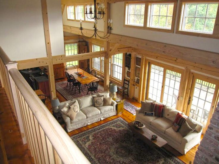 Graceful Pole Barn Home Living Space With Alder Wooden Flooring And White Velvet Sofa Feat Persian Pattern Carpet Area Complete With Reclaimed Wood
