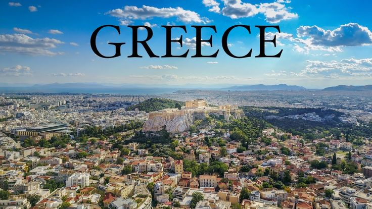 Our Greece Trip - DJI Mavic