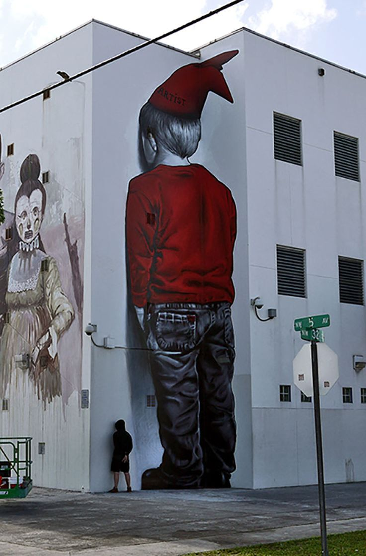 "MTO ""The Son: No Art For Poor Kids"" Wynwood, Miami. December 2014"