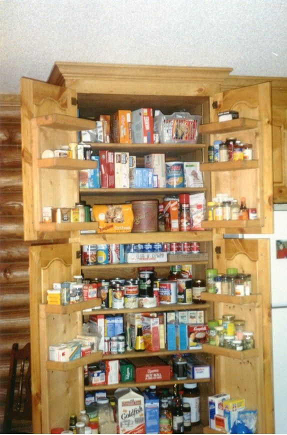 Best 14 Best Kitchen With Freestanding Pantry Images On Pinterest 400 x 300