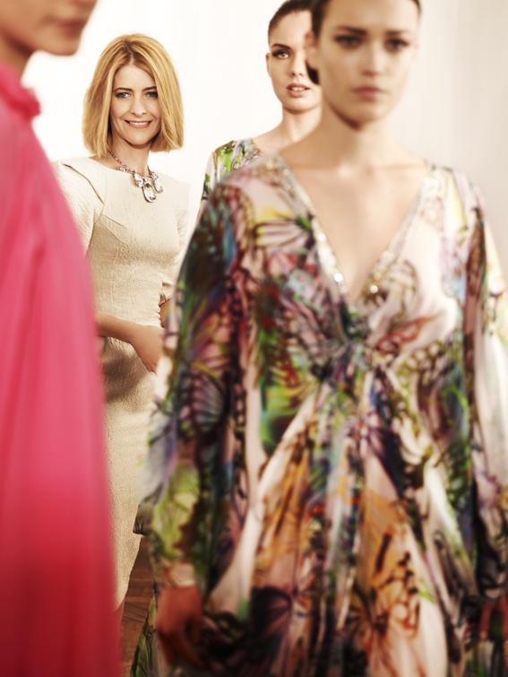 Harper's Bazaar Editor Kellie Hush. 30 days of Fashion and Beauty 2012 ACP magazines