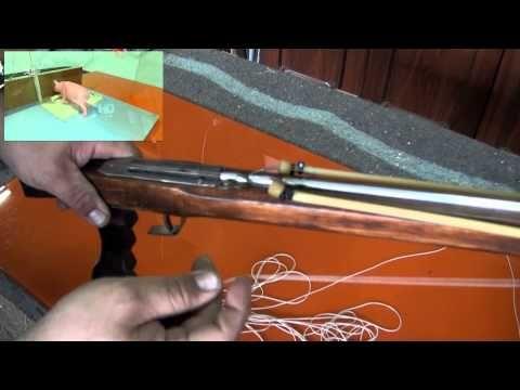 Fusil submarino casero 2ª parte - YouTube