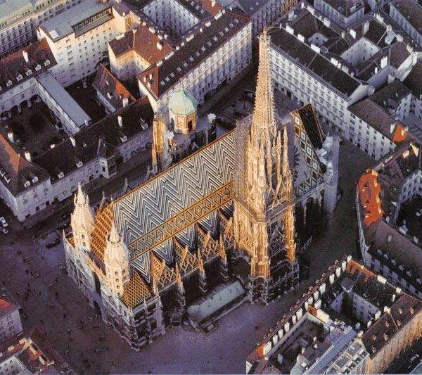 Stephansdom, Wien, Austria