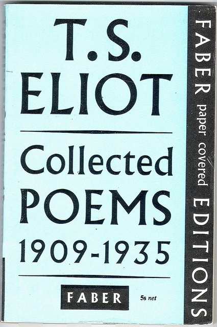 Collected Poems 1909-1935 by T. S. Eliot, 1943