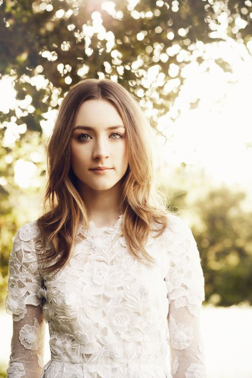 saoirse ronan- the host and the lovely bones