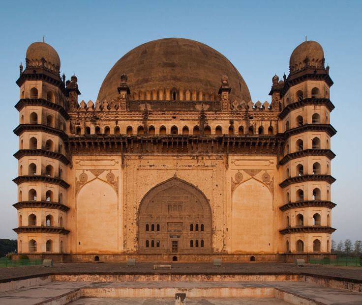 Golgumbaz, a Mughal mausoleum in Bijapur, India