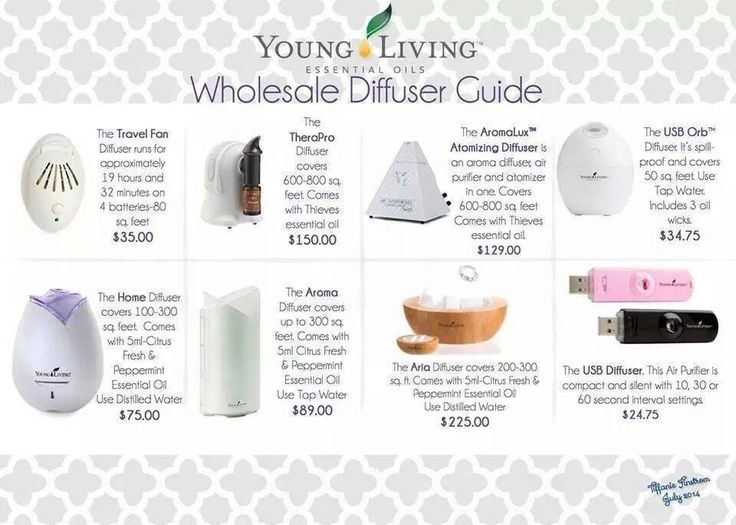 New Young Living Diffuser ~ Best yl diffusers images on pinterest young living