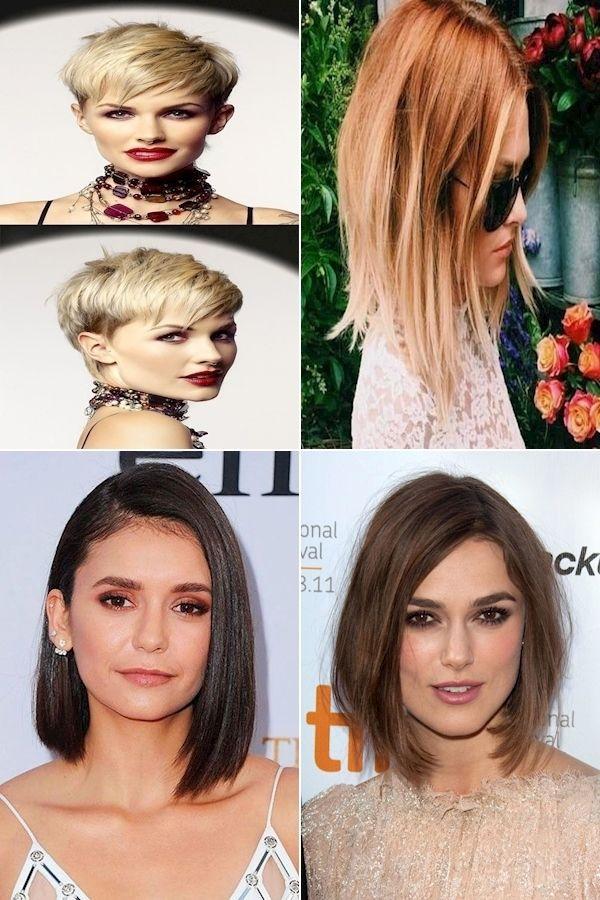 Hairstyle Magazine Short Female Hairstyles Casual Hairstyles For Straight Hair In 2020 Straight Hairstyles Womens Hairstyles Hair Styles