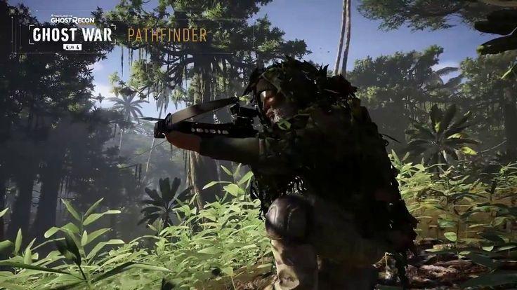 GHOST RECON WILDLANDS Predator Hunt Event Trailer (2017) PS4_Xbox One_PC...