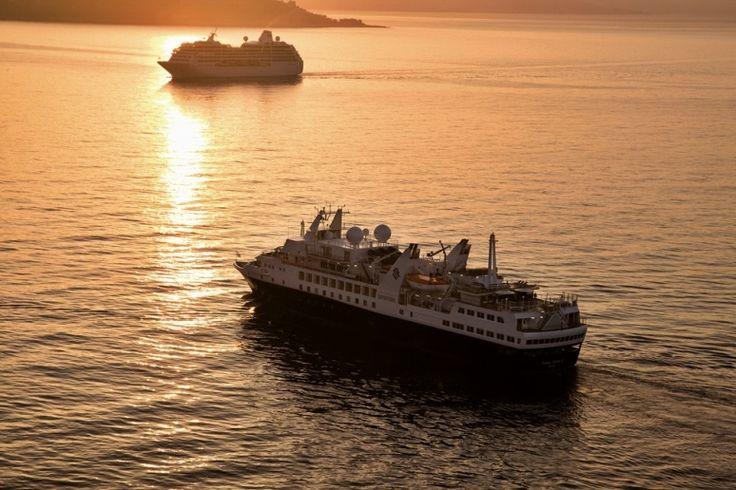 Silver Explorer, Silversea Cruises