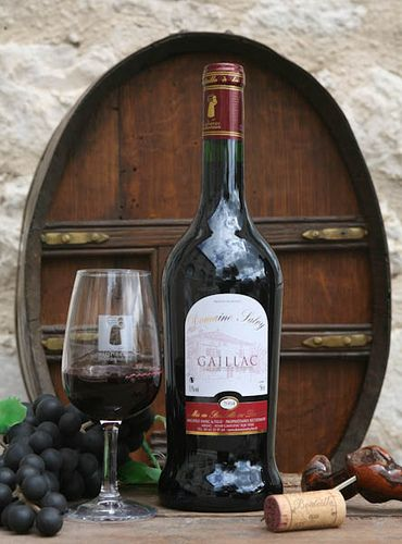 Vin Gaillac, France