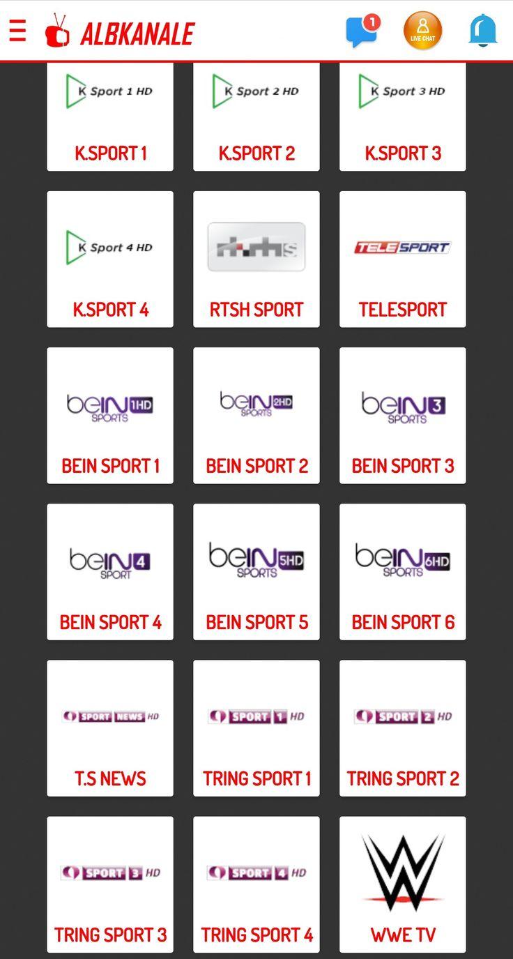 SPORT LIVE TV .BEIN SPORT. Live tv, Free playlist, Bein