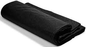 Pond Underlayment 5 x 15 by Signal Pond Products. $26.69. Geotextile material used to protect pond liner from roots and rocks.. Heavy (7 oz to the yard) synthetic matting.. 5' x 15' sheet. Should be placed under the pond liner, when a pond is being installed.. Pond Liner Underlayment Protects Rubber Pond Liner From Damage