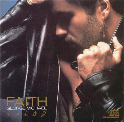 """1988 ALBUM: """"Faith"""" ***  George Michael"""