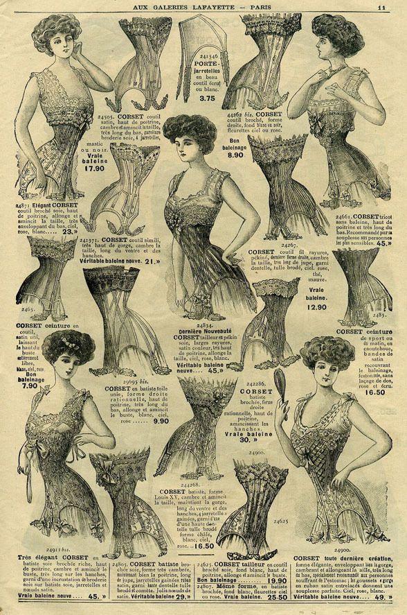 Catalogo della Galerie Lafayette, 1907