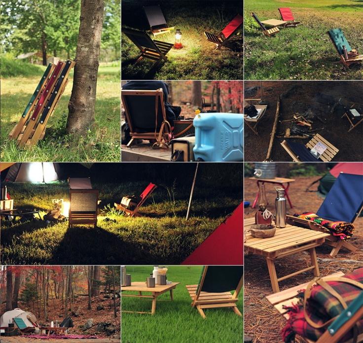 서정적 캠핑
