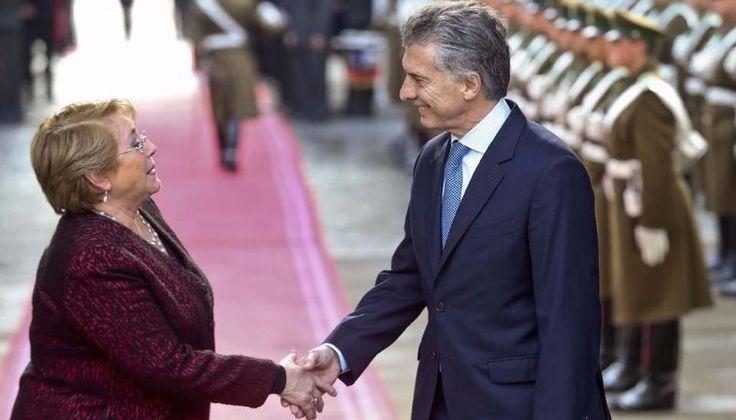 En Chile, Macri remarcó la importancia de una mayor integración bilateral: El Presidente estuvo acompañado por una nutrida comitiva en la…