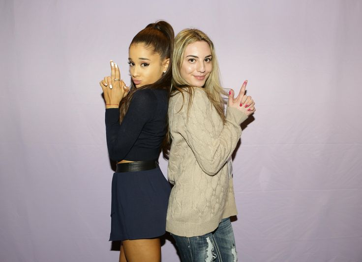 meet and greet ariana grande nyc fahlo