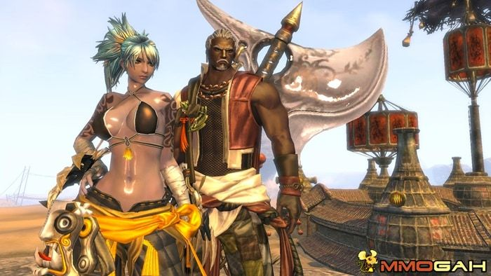 Why So Many Players Choose Blade and Soul Power Leveling at MmoGah