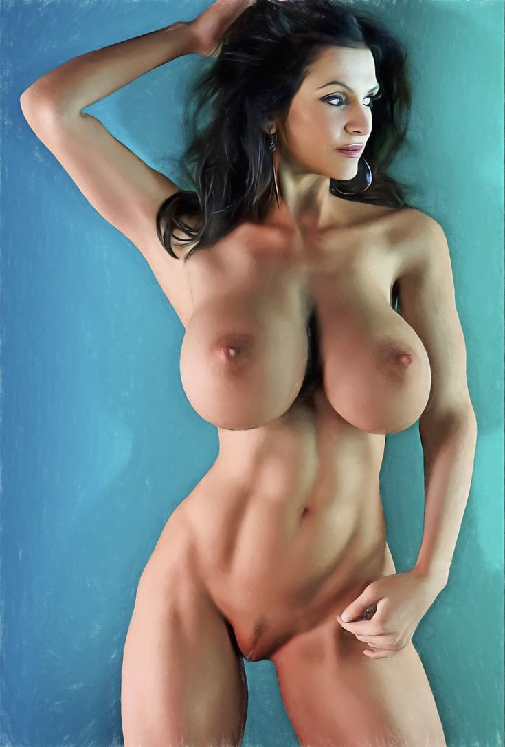 Denise Milani Topless Pictures 81