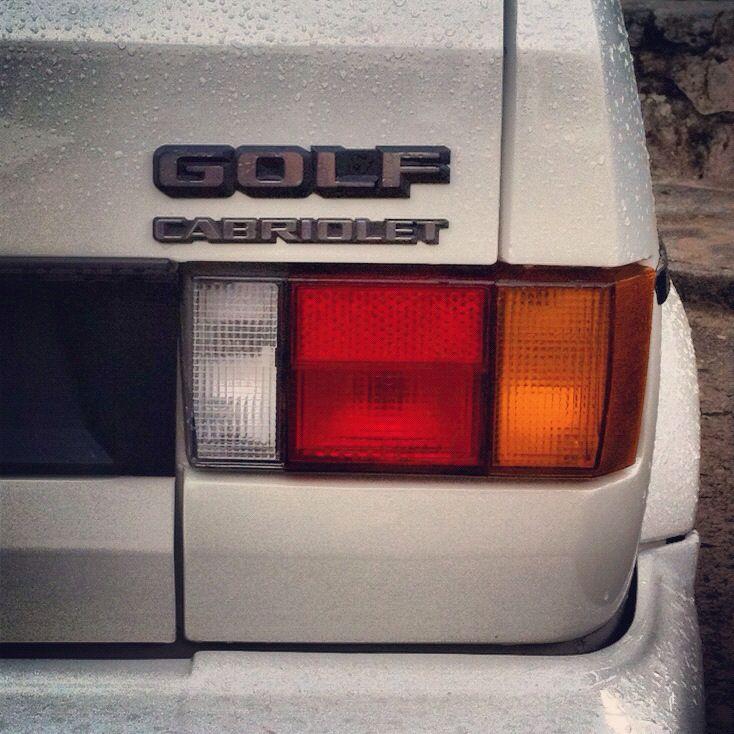 Wet Golf Cabriolet