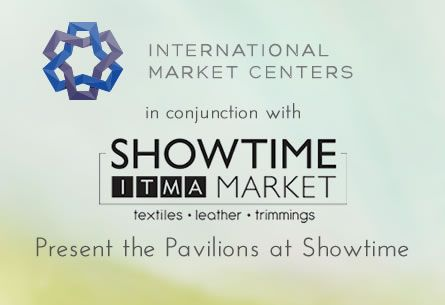 ITMA Showtime - International Textile Market Association