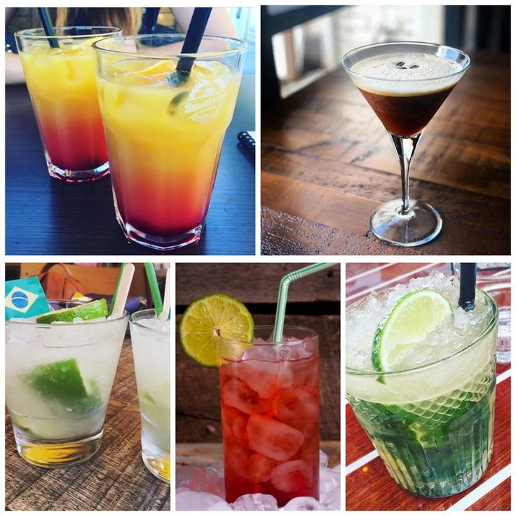 low syn cocktails