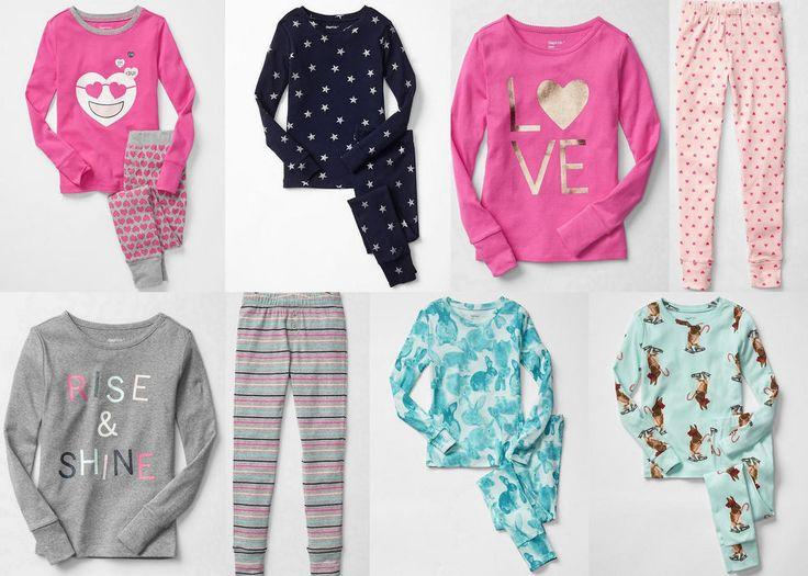 Girls 4-16 SO® 3-pc. Graphic Pajama Set | Girls sleepwear