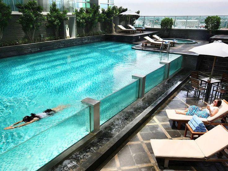 Swiss Belhotel in Medan (61-457-6999; doubles from $138)