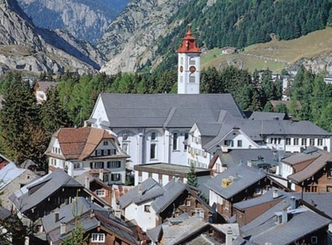 Kloster Andermatt