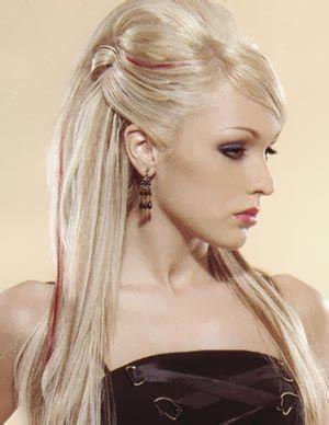 Прическа с начесом на длинные волосы (Фото) | Женский журнал Recepton