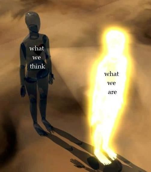 We are so much more than what we have been taught that we are.