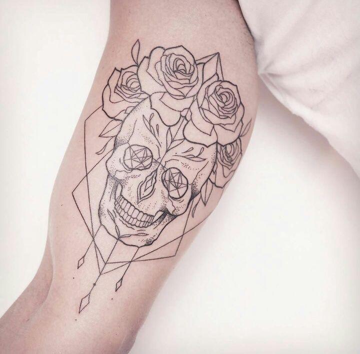26 Deer Tattoos: 26 Best Tattoos Images On Pinterest