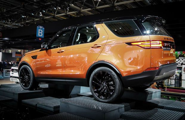 Interview: Land Rover's Gerry McGovern: The Design Director and Chief Creative Officer on how to bringing sexy back to the Discovery