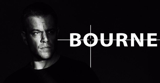Jason Bourne and Giveaway