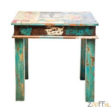 25 beste idee n over vierkante tafels op pinterest vierkante keukentafels boerderij tafels - Tafel een italien kribbe ontwerp ...