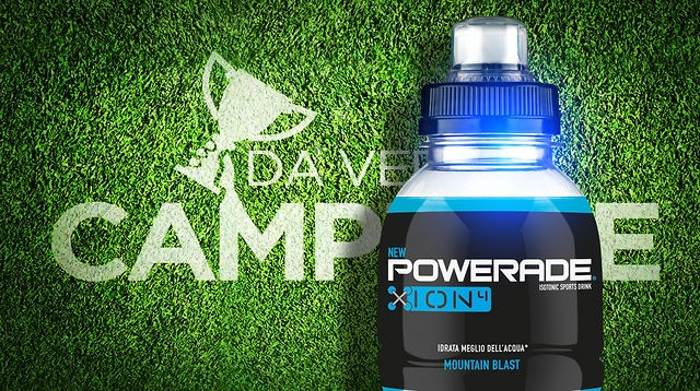 Kinetic typography TV promo for Powerade. With powerade you can get your chance to win 10 autographed official Juventus soccer jersies, and thousands of sport bottles.  Agency: McCann Milan  Production Company: Saizen Media  All rights reserved 2013